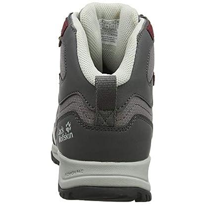 Jack Wolfskin Women's Maze Texapore Mid W Wasserdicht High Rise Hiking Shoes 3