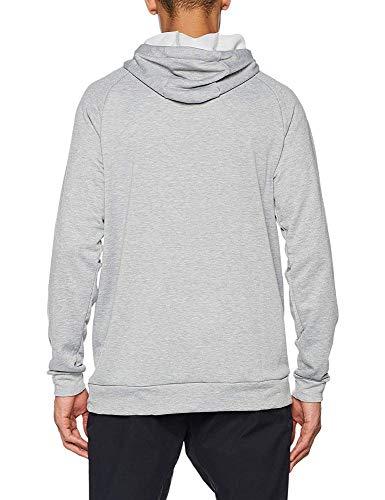 Zip Heather white Homme Dry Full Veste Capuche Fleece dark Nike Grey Gris HEpvxwPw