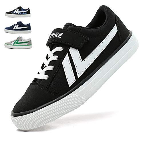 Zapatillas de deporte para niños Zapatos de skate clásicos de gamuza Zapatos para caminar para correr transpirables Calzado deportivo atlético ligero para la escuela