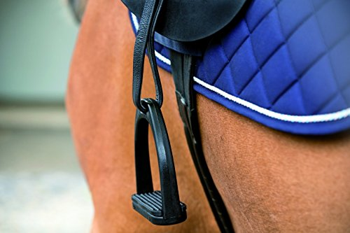 Black//Pony Horseware Amigo Stirrup