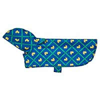RC Pet Products Packable Dog Rain Poncho