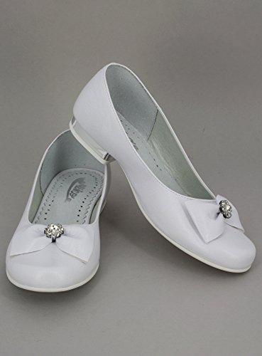 Bailarinas Niñas Blancas Felicia–Producto stocké y expédié cortaúñas desde la France blanco