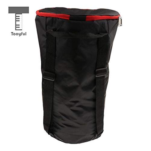 DDV-US - Durable Djembe Backpack African Hand Drum Carry Gig Bag for Djembe Lovers ()