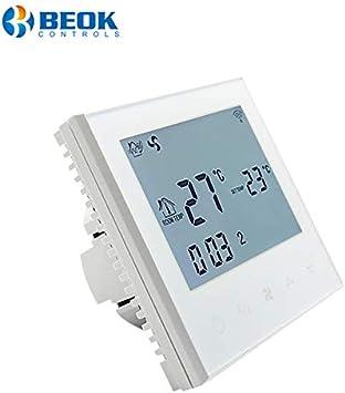 Beok TDS21WIFI-AC2-WW - Bobina de ventilador termostato con ...