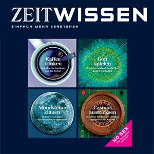 ZeitWissen, August 2005 Audiomagazin