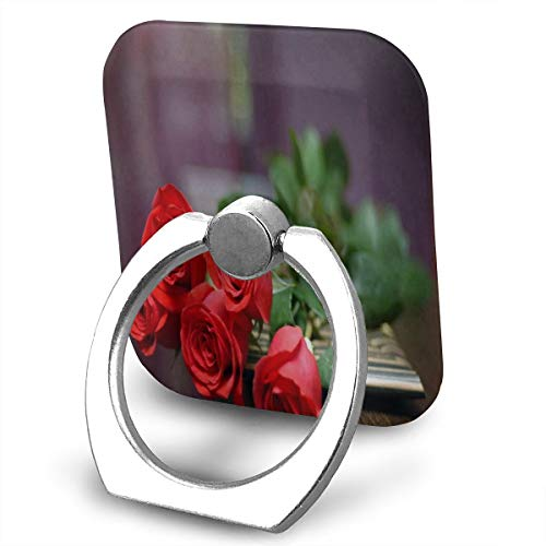 Used, Ring Holder Most Beautiful Red Roses Ring Mobile Phone for sale  Delivered anywhere in Canada