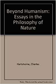 Essays in philosophy of humanism