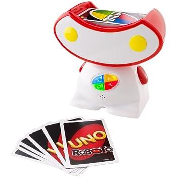 Amazon Mattel Games Uno Attack Game Toys Games