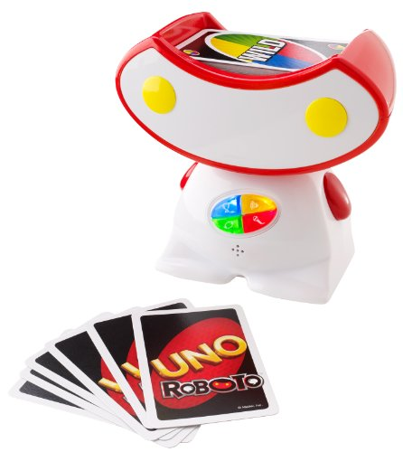 UNO Roboto Card Game