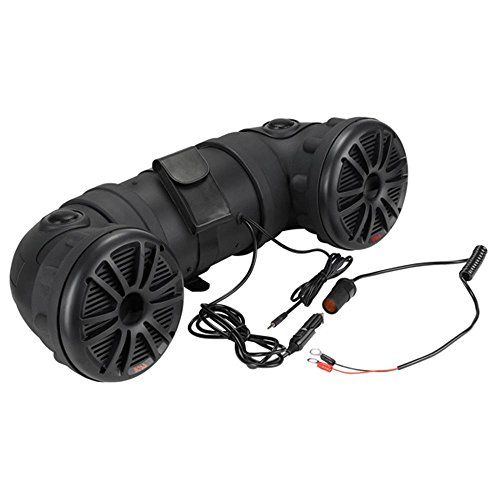 BOSS-AUDIO-ATV85B-Powersports-Plug-and-Play-Audio-System-with-Weather-Proof-8-Inch-Component-Speakers-Bluetooth-Audio-Streaming-and-Built-in-700-Watt-Amplifier