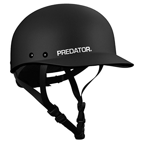 Predator Shiznit Kayak Helmet-Black-XS/M by Predator