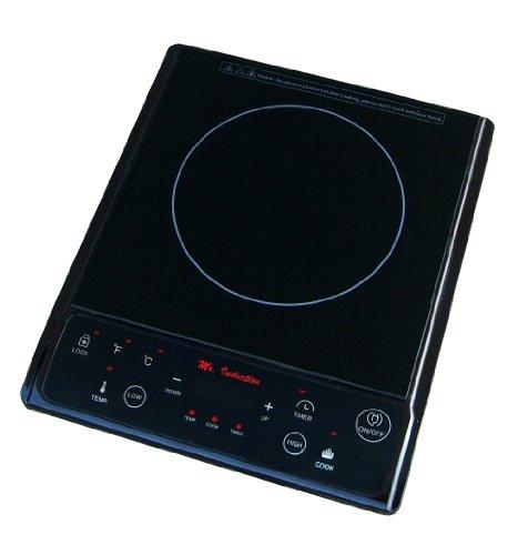 "SPT 11-7/8"" Modular Electric Induction Cooktop Black SR-964TB"