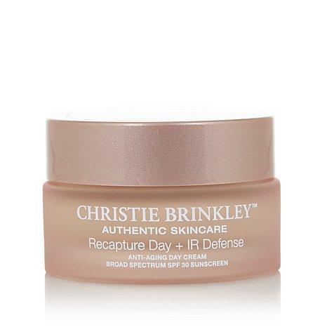 Christie Brinkley Recapture jour + IR Defense crème