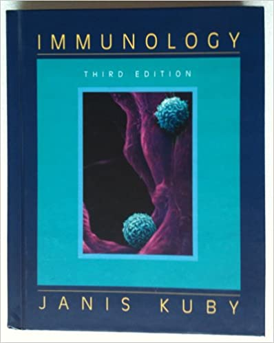 immunology book by janis kuby