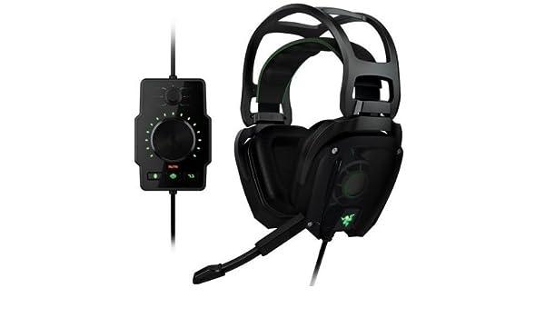 RAZER Casco con auriculares Tiamat 7.1 + Cable USB tipo A macho / hembra: Amazon.es: Electrónica