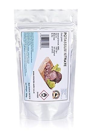 500g Saltpetre food grade 99 9%-assay! Potassium nitrate