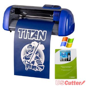 USCutter Vinyl Cutting Machines 15-inch Table Titan Vinyl Cutter