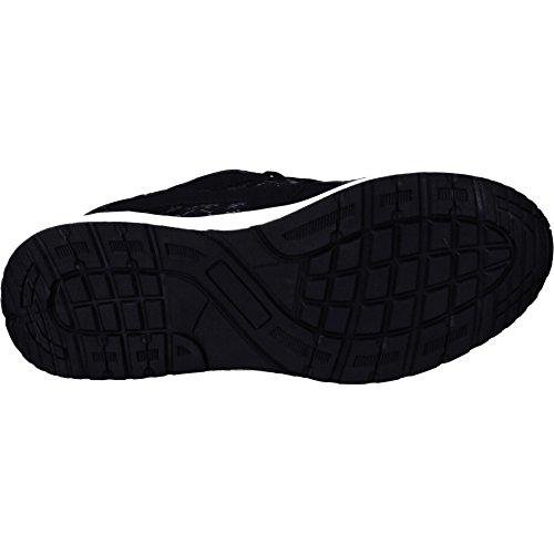 Tom Tailor Denim Herren Sneaker - black Schwarz