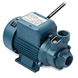 Tooluxe 50635 1/2 HP Clear Water Surface Pump for Ponds, Pools and Light