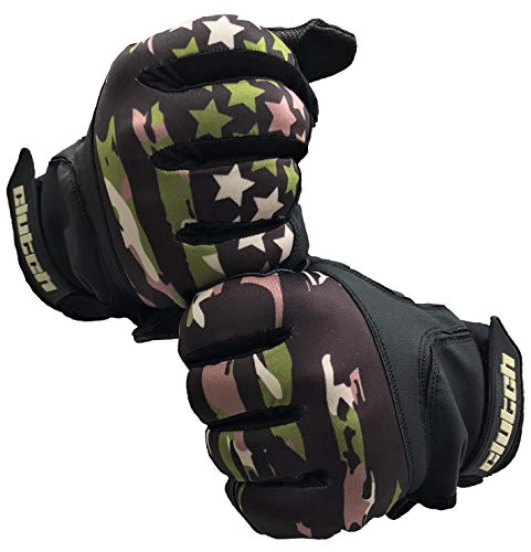 Clutch Sports Apparel Camo - Glove Batting Away Adult