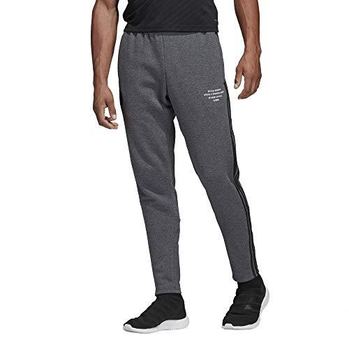 adidas Men's Tiro19 Training Pants, Black/Carbon Pearl Essence, Large ()