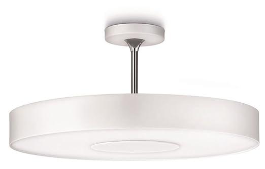 Philips instyle alexa ceiling light white includes 1 x 60 watts philips instyle alexa ceiling light white includes 1 x 60 watts 2gx13 bulb amazon lighting mozeypictures Choice Image