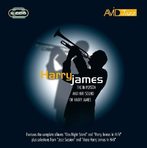 Price comparison product image The In Person & Hi-Fi Sounds Of Harry James -  Harry James