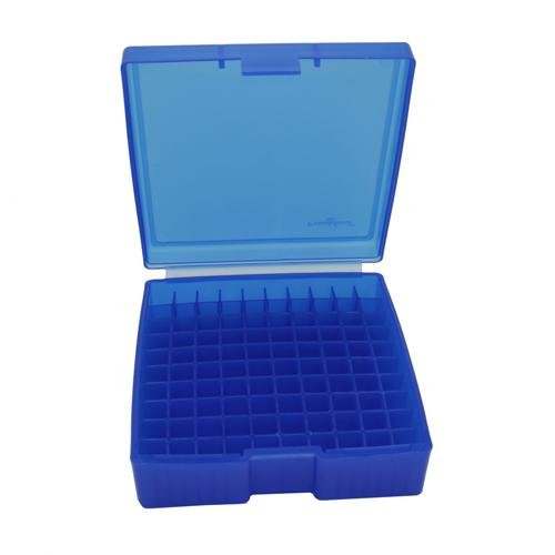 Frankford Arsenal 44 SP/44 Magnum Ammo Box (100 Count), Blue (Casull Colt 454 45)