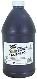 Sax True Flow Medium-Bodied Acrylic Paint - 1/2 Gallon - Burnt Umber