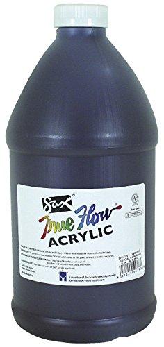 Sax True Flow Medium-Bodied Acrylic Paint - 1/2 Gallon - Bur