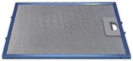 DOJA Industrial | Filtro metalico Campana Compatible con TEKA 60 cm | TEKA 1 Pieza de 280x320 mm DM, DS, DE: Amazon.es: Hogar