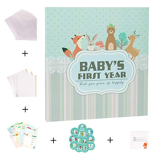 Facraft Baby Boy Photo Album 4x6 300 Photos 300blue Christmas
