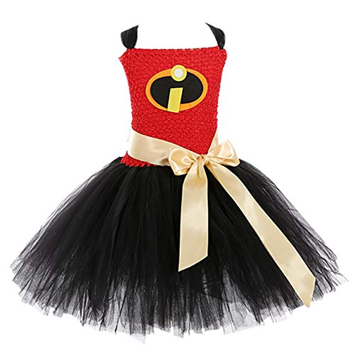 AQTOPS Halloween Super Hero Costumes for Girls Birthday Role Play Costume - http://coolthings.us