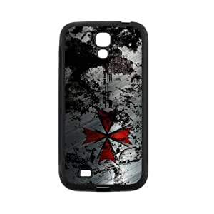 Personalized Fantastic Skin Durable Rubber Material Samsung Galaxy s4 I9500 Case - Resident Evil
