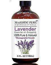 زيت اللافندر النقي من ماجستيك بيور 118.29ml  Majestic Pure Lavender Essential Oil