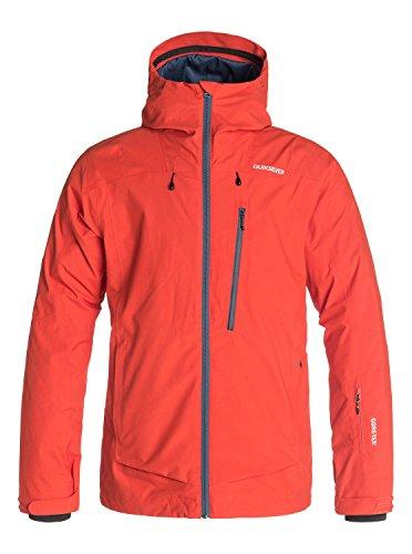 Quiksilver Mens Winter Jacket - 5