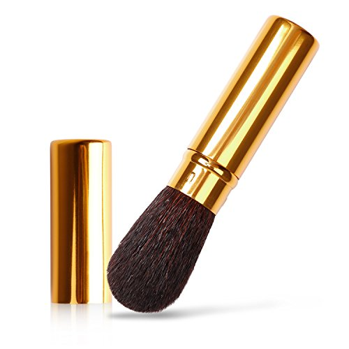 docolor-retractable-kabuki-brush-goat-hair-face-foundation-powder-brush-tool