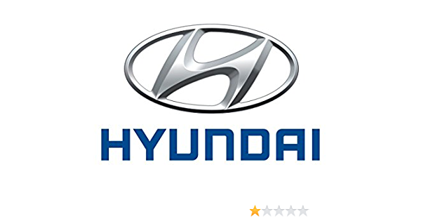 Rear Genuine Hyundai 55311-3L041 Shock Absorber Assembly
