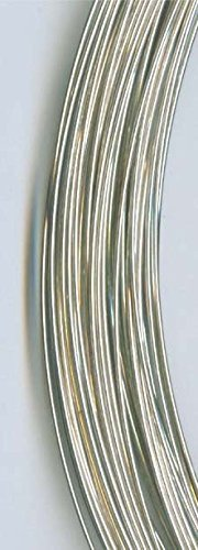 Silver Wire Solder, Hard, 20 Gauge ,3 Feet, Cadmium-free, Made in USA (Silver Solder Supplies compare prices)