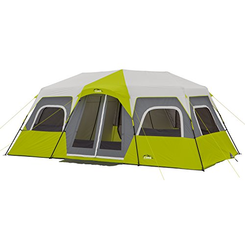 CORE 12 Person Instant Cabin Tent – 18′ x 10′