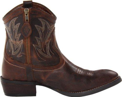 Amazon.com | Ariat Women's Billie Western Boot, Sassy Brown, 6.5 M ...