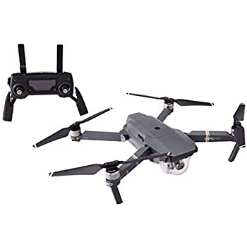 DJI Mavic Pro Bundle with Shoulder Bag, Props, Car Charger and 2 Extra Batteries