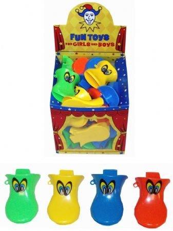 1 x Duck Quack Whistle partyman