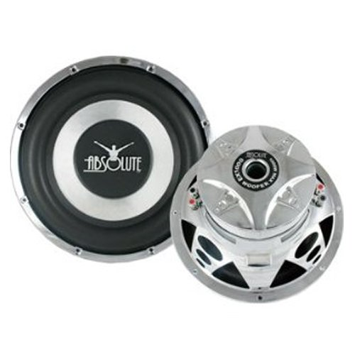 Absolute Excursion Series 900 Watts 10-Inch Subwoofer