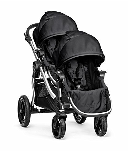 Baby Jogger 2017 City Select Double Stroller (Onyx)