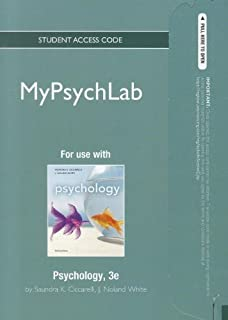 Amazon new mypsychlab standalone access card for new mypsychlab standalone access card for psychology 3rd edition fandeluxe Image collections