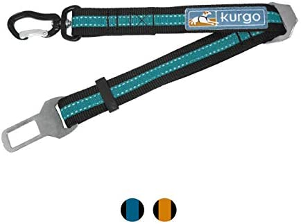 Kurgo Seatbelt Tangle Free Attachment Adjustable