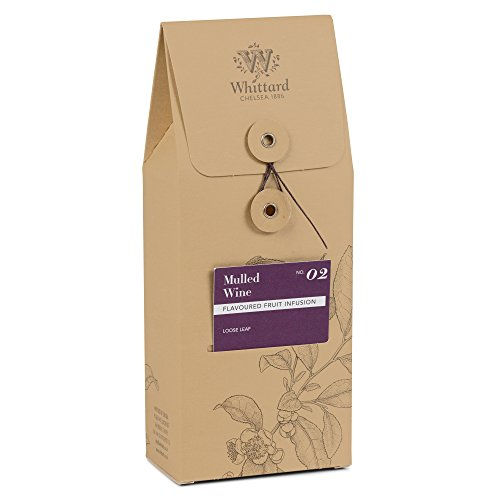 (Whittard Tea Mulled Wine Loose Leaf 100g)