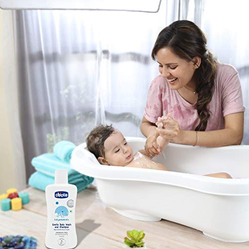 Chicco Gentle Body Wash And Shampoo 200ml at best price