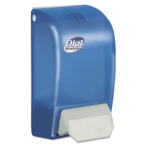 DIA06056 - Foaming Soap Dispensing System, 5 X 4-1/2 X 9, Blue, 1 Liter